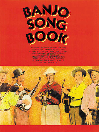 Product Cover for Banjo Song Book
