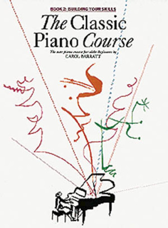 Product Cover for The Classic Piano Course Book 2: Building Your Skills