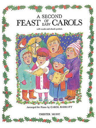 Product Cover for A Second Feast Of Easy Carols