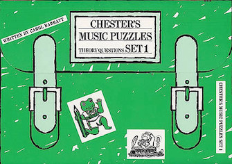 Product Cover for ChesterÆs Music Puzzles - Set 1