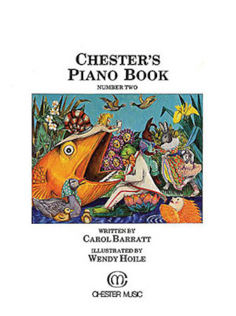 Product Cover for Carol Barratt: Chester's Piano Book Number Two