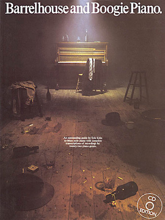 Product Cover for Barrelhouse and Boogie Piano