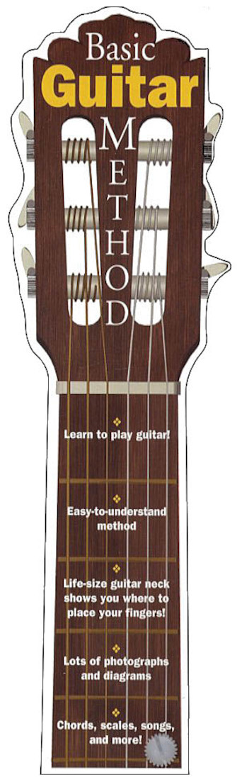 Product Cover for The Basic Guitar Method Deck