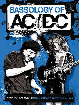 Product Cover for Bassology of AC/DC