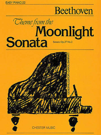 Product Cover for Theme from The Moonlight Sonata