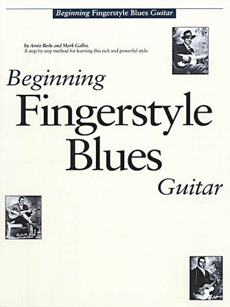 Product Cover for Beginning Fingerstyle Blues Guitar