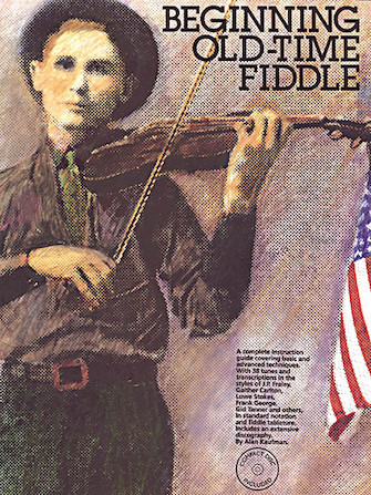 Product Cover for Beginning Old-Time Fiddle