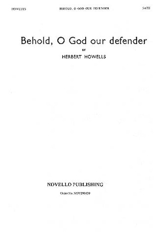 Product Cover for Behold, O God Our Defender