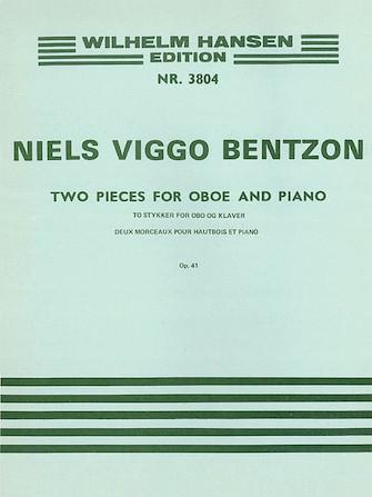 Niels Viggo Bentzon: Two Piece...