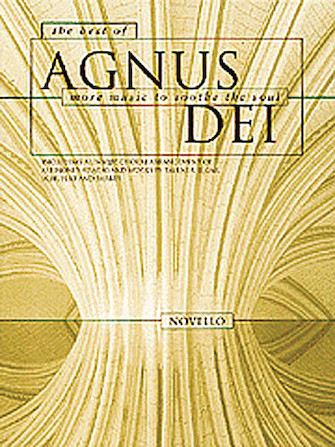 Product Cover for The Best of Agnus Dei