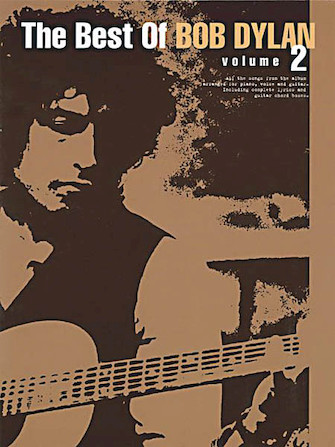 Product Cover for The Best of Bob Dylan – Volume 2
