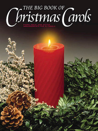 Product Cover for Big Book of Christmas Carols