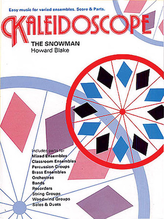 Product Cover for Howard Blake: Kaleidoscope - The Snowman