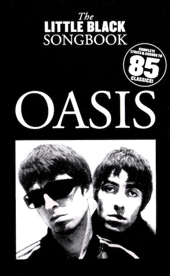 Product Cover for Oasis – The Little Black Songbook