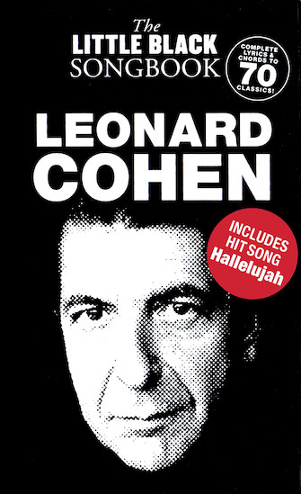 Product Cover for Leonard Cohen – The Little Black Songbook