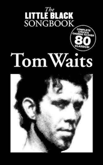 Product Cover for Tom Waits – The Little Black Songbook