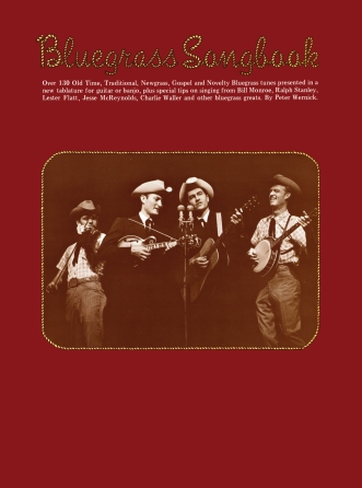 Product Cover for Bluegrass Songbook