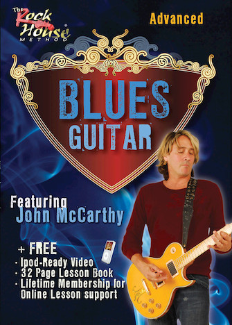 John McCarthy – Blues Guitar