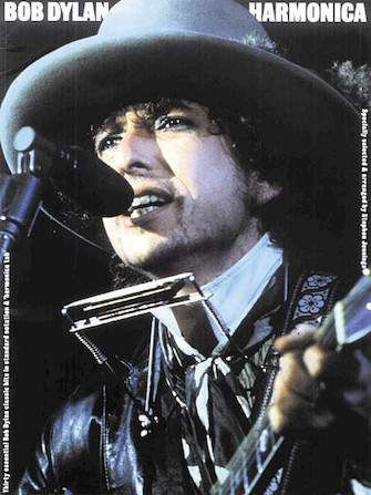 Product Cover for Bob Dylan – Harmonica