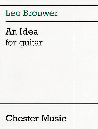 Product Cover for An Idea for Guitar