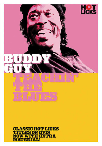 Product Cover for Buddy Guy – Teachin' the Blues