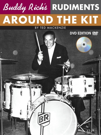 Product Cover for Buddy Rich's Rudiments Around the Kit