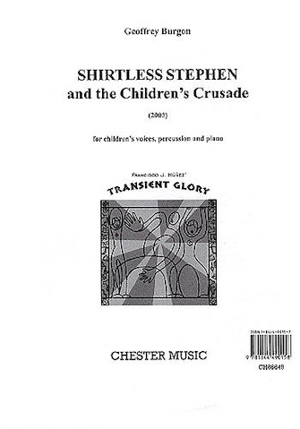 Product Cover for Shirtless Stephen and the Children's Crusade