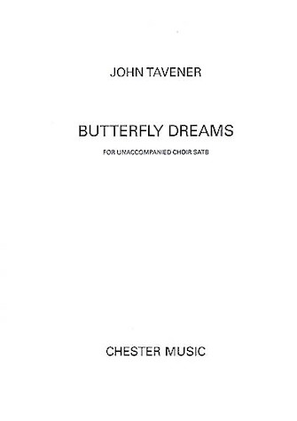 Product Cover for Butterfly Dreams