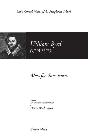 Product Cover for Mass for Three Voices (1961 Edition)