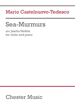 Product Cover for Sea Murmurs