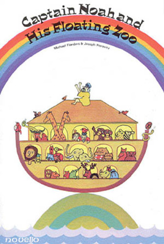 Product Cover for Captain Noah and His Floating Zoo