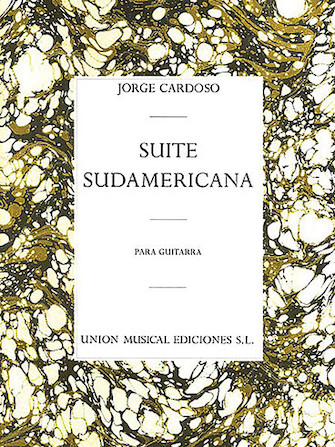 Product Cover for Suite Sudamericana