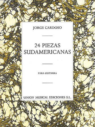 Product Cover for 24 Piezas Sudamericanas