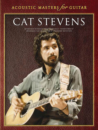 Product Cover for Cat Stevens – Acoustic Masters for Guitar