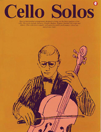 Product Cover for Cello Solos