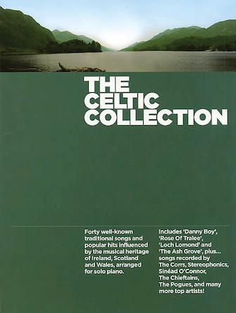 Product Cover for The Celtic Collection for Solo Piano