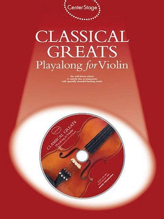 Product Cover for Classical Greats Play-Along