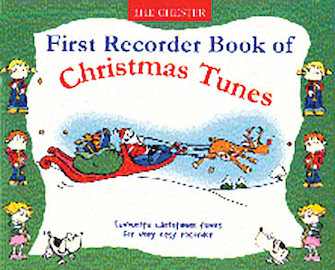 Product Cover for First Recorder Book of Christmas Tunes