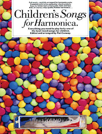 Product Cover for Children's Songs for Harmonica