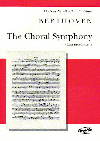 Product Cover for The Choral Symphony – Last Movement (from Symphony No. 9 in D Minor)