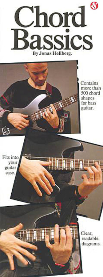 Product Cover for Chord Bassics