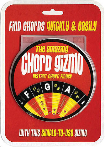 Product Cover for The Amazing Chord Gizmo Instant Chord Finder