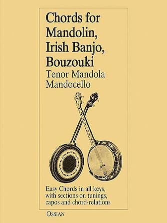 Product Cover for Chords for Mandolin, Irish Banjo, Bouzouki, Tenor Mandola, Mandocello