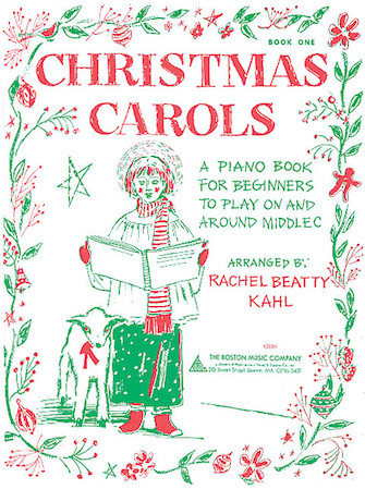 Product Cover for Christmas Carols – Book 1