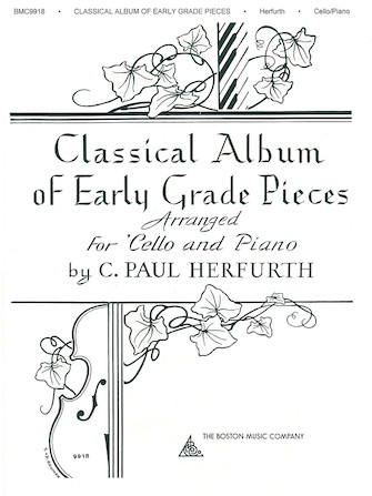 Product Cover for Classical Album of Early Grade Pieces
