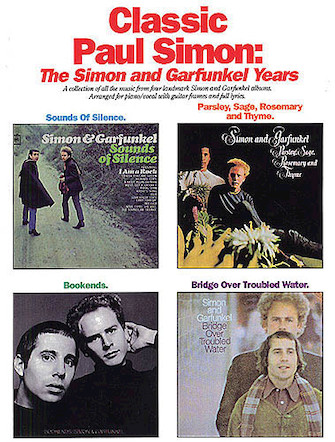 Product Cover for Classic Paul Simon – The Simon and Garfunkel Years
