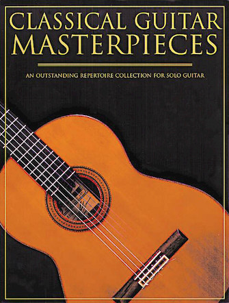 Product Cover for Classical Guitar Masterpieces