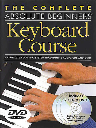 Product Cover for The Complete Absolute Beginners Keyboard Course