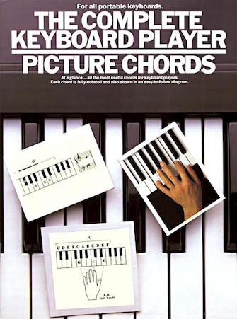 Product Cover for The Complete Keyboard Player: Picture Chords