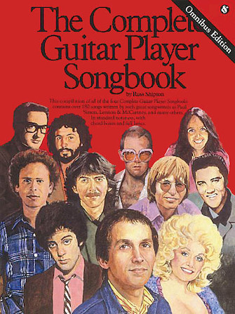 Product Cover for The Complete Guitar Player Songbook – Omnibus Edition
